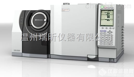 岛津超快速气相色谱质谱联用仪
