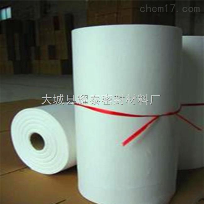 陶瓷纤维纸的有效密封条件