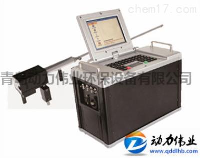 紫外(DOAS)烟气分析仪 紫外差分烟气分析仪加热冷凝与原位热湿差距很大