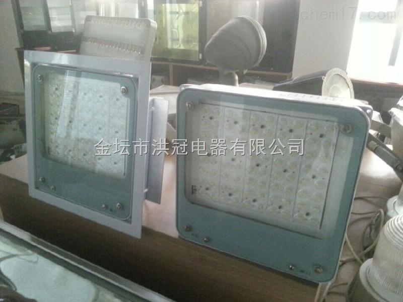 LED加油站天棚灯/吸顶式安装BY500LED油站灯