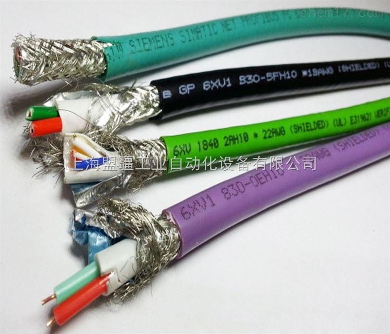 西门子紫色DP总线电缆6XV1830-0EH10参数