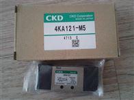 CKD电磁阀4KA121-M5