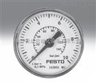 FESTO压力表MA-15-10-M5   132340