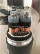 铠装铝芯高压电力电缆YJLV22型号热销