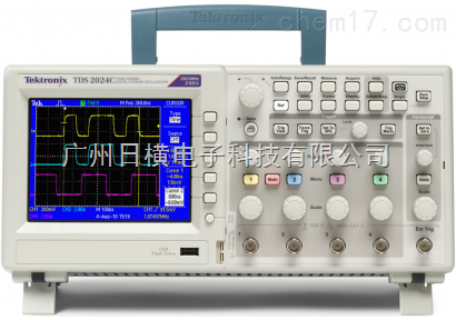 TDS2004C数字存储示波器美国泰克Tektronix