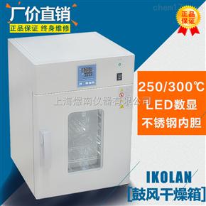 立式DHG-9070B电热恒温鼓风烘箱 专业定做高温干燥箱