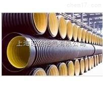 PE钢带增强聚乙烯(PE)螺旋波纹管材 PE螺旋波纹管材