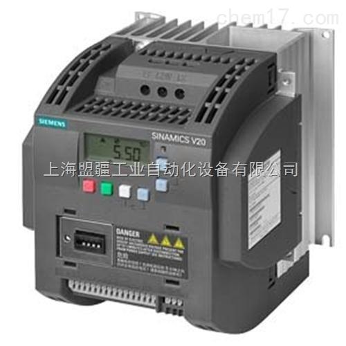 西门子6SL3210-5BE23-0UV0变频器