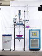 巩义予华YSF-100升双层玻璃反应釜