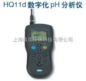 哈希HACH HQ11d便携式PH计|HQ11d手持式酸度计|HQd系列PH计