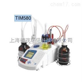 哈希TIM58X系列容量法KF水份测定仪|TIM585水份电位滴定仪TIM580