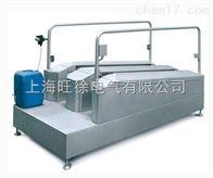 HF-6000礦用清鞋機