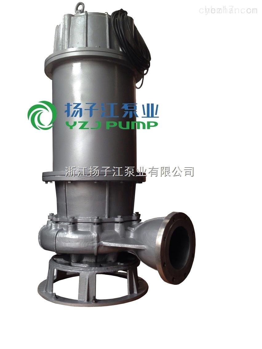 排污水泵 250WQ600-20-55潜水排污泵 潜水泵QW潜水污水泵