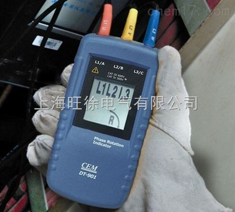 dt-901三相电相位检测仪