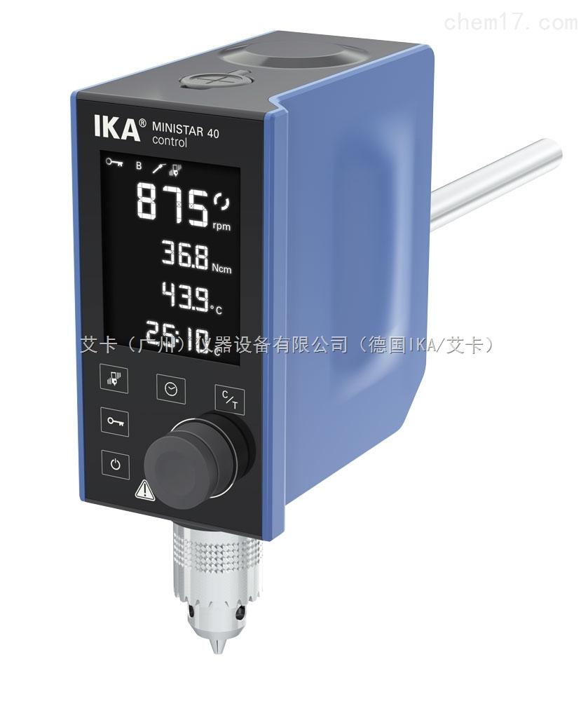 德国IKA/艾卡 顶置式搅拌器