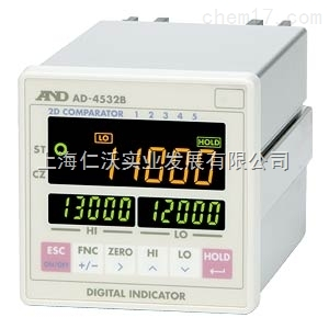 AD-4532B应变传感器专用数字显示器 进口AD-4532B高速数字控制器