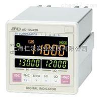 AD4532BAD-4532B应变传感器专用数字显示器 进口AD-4532B高速数字控制器
