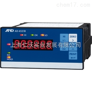 AND AD-4531B(op)输出控制仪表 日本AND显示器AD-4531B