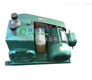 真空泵:2X型双级旋片式真空泵,前级泵,防爆抽气泵