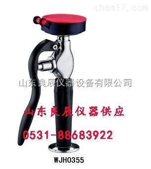 WJH0755P-衬衣单口洗眼器-山东良辰仪器设备蕾丝绣花中袖台式图片