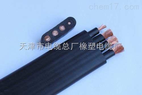 JHSB扁橡套软电缆 JHSB扁型橡套软电缆