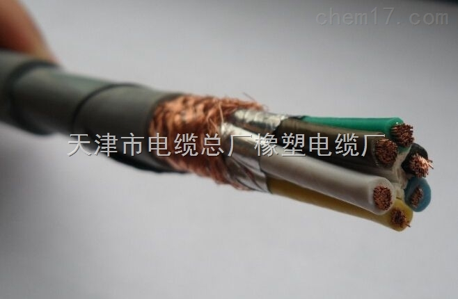 KVVRC电动葫芦控制电缆 KVVRC带钢丝绳电缆
