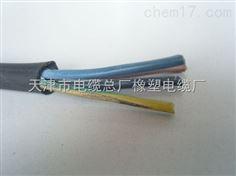 卷筒用电缆 QXFW-J3*10+2*6电缆