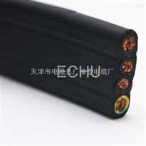 GKFB3.6/6KV 3*35+3*16/3高压行车扁平电缆