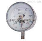 YXC-100T径向带后边电接点压力表 0-0.1Mpa