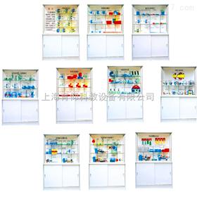 YUY-23车工工艺学陈列柜