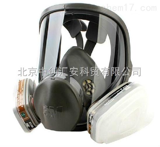 3M6800酸性堿性有機蒸氣防毒面具