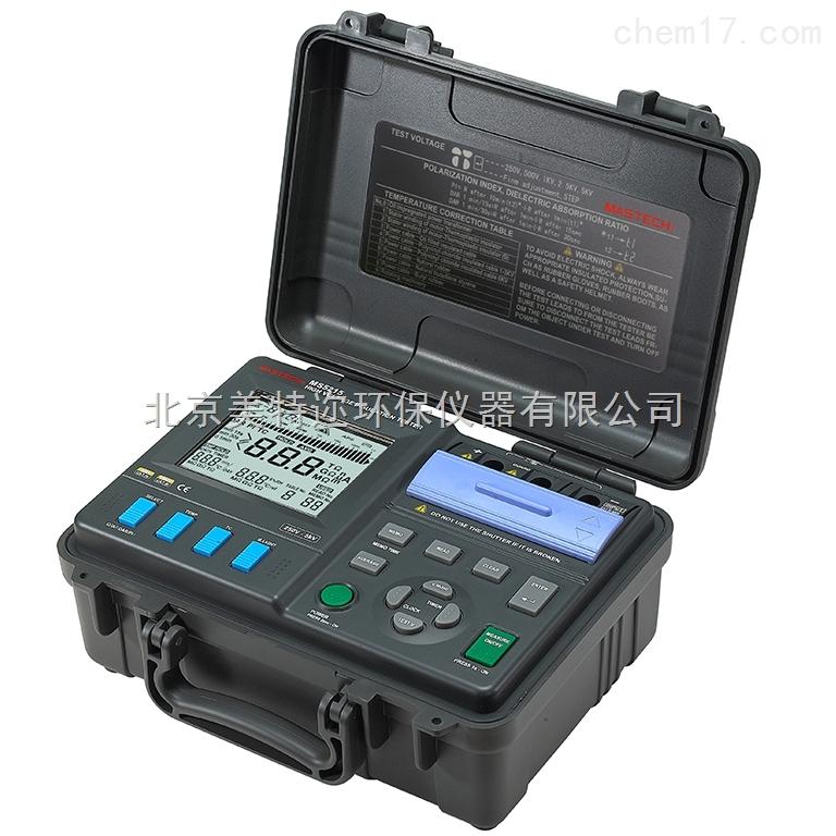 华仪MS5215数字高压绝缘电阻测试仪价格