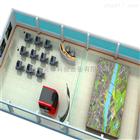 YUY-GJ19城市轨道交通线路与站场实训模型