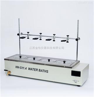 单列电子恒温水浴锅