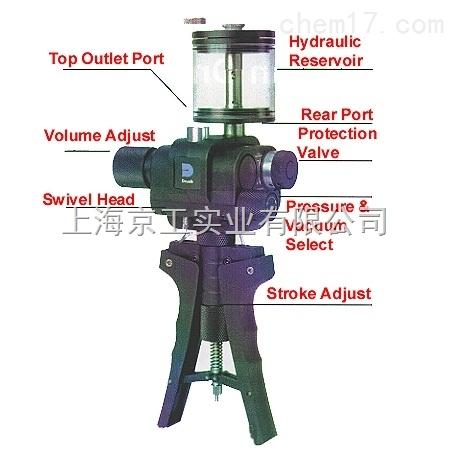 德鲁克PV411A-P气压手泵套件