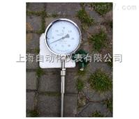 带热电偶阻温度变送器的双金属温度计