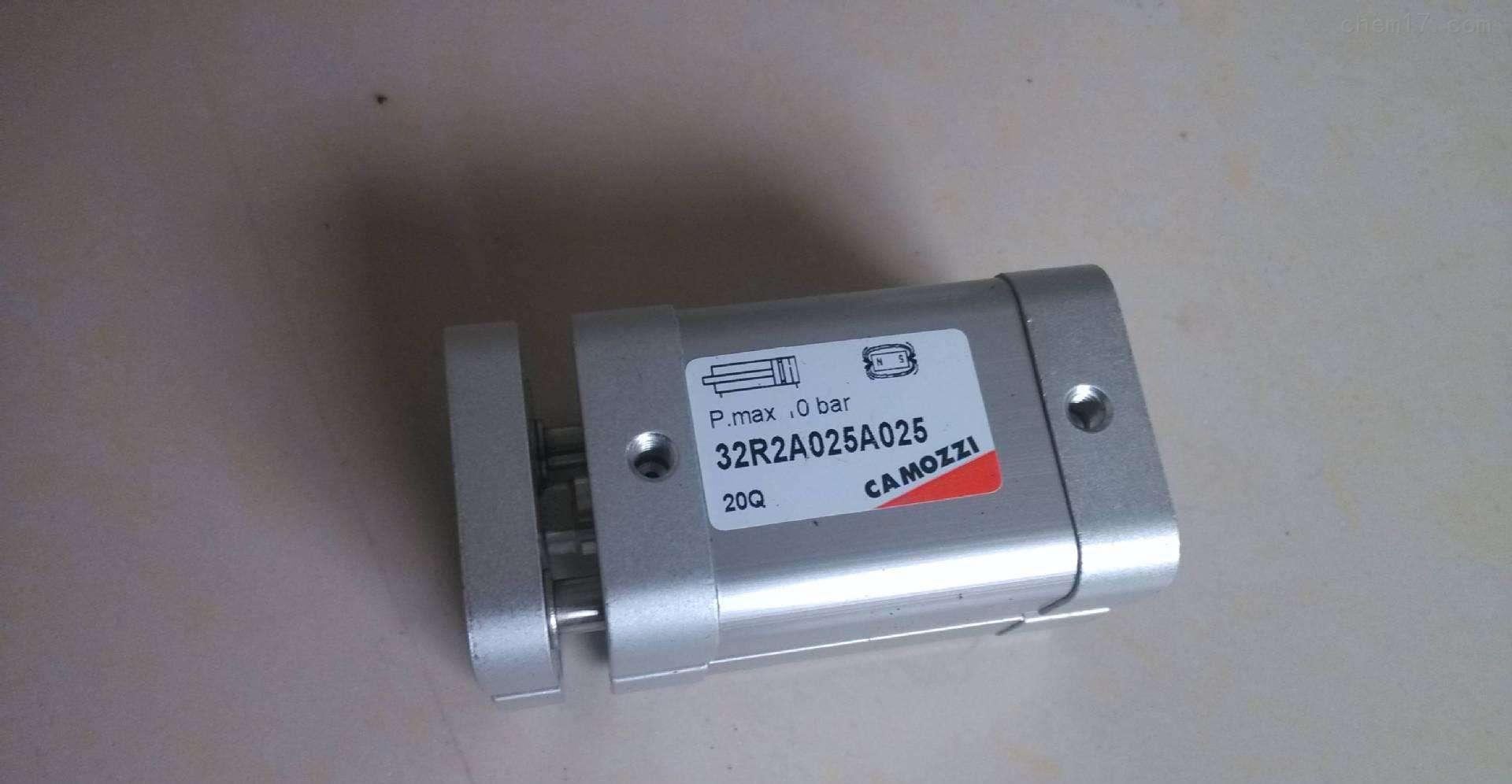 CAMOZZI气缸32R2A025A025现货价格好