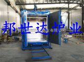 机械零件热处理台车炉