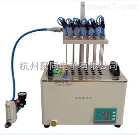 贛州市4位數顯水浴氮吹儀JT-DCY-48SL常見故障