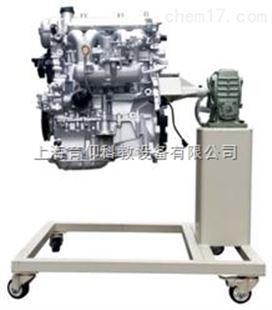 yuy-5078油电混合动力发动机拆装实训台