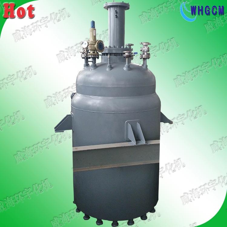 4000L磁力密封反应釜C-276复合板压力容器