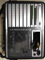 管道侧壁外壁热流量测试系统