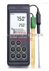 便携式pH-温度°C测定仪