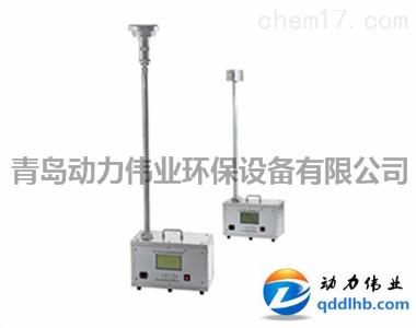 广东环保局DL-6100H型高负载颗粒物采样器使用说明书