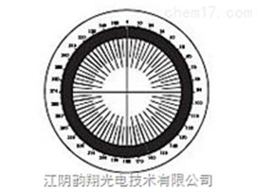 接觸式分劃板- 環形標度圓標尺
