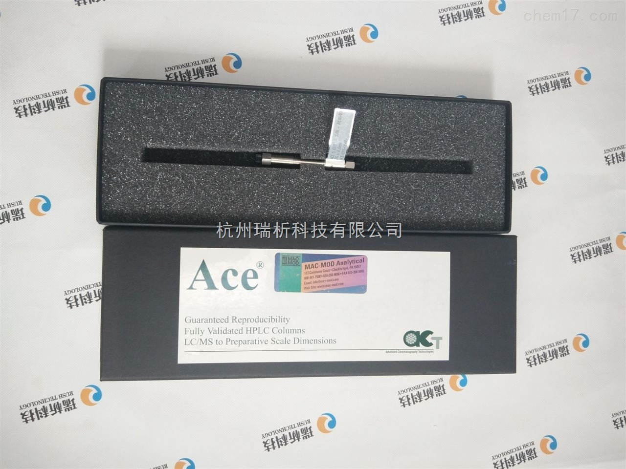 A14040配件耗材液相色谱柱 色谱柱Ase®  Guaranteed Reproducibility