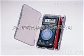 日本日置hioki3244-60卡片型万用表