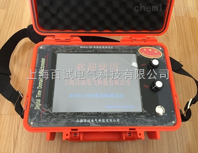 BS-A10微机型电缆故障检测仪上海厂家(专业贴牌)