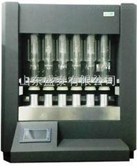 ST-06E粮油饲料节水型自动粗脂肪仪