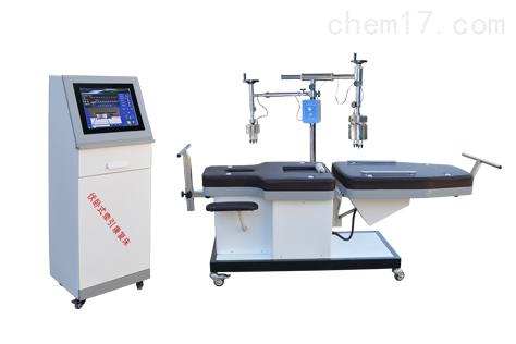 伏卧式腰椎牵引床(液晶屏高配) IIIAF2型